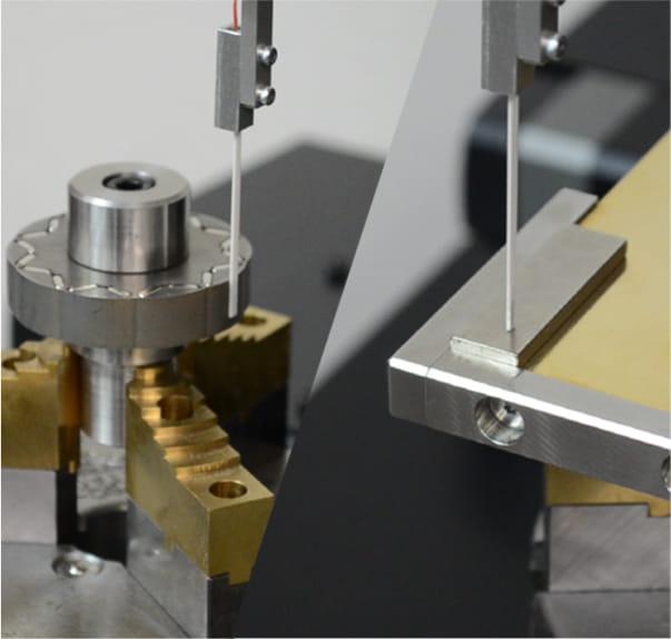 回転・直線・ベクトル測定機能を標準搭載しているため1台ですべての測定が可能なマグネットアナライザーMTX-6R