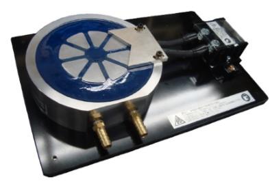 フラットモータ用平面着磁ヨーク